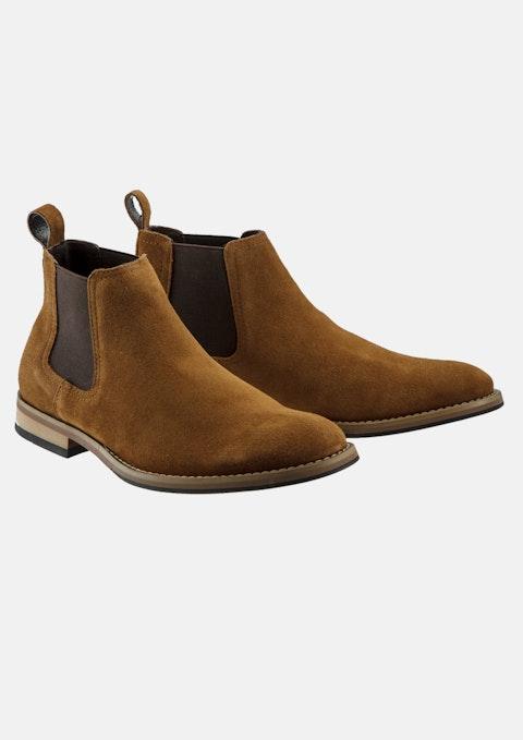 Tobacco Bedlam Chelsea Boot