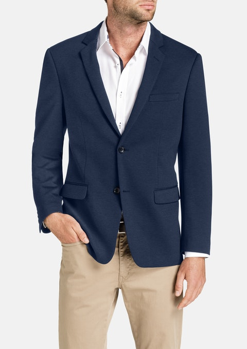 Royal Pascoe Stretch Textured Jacket