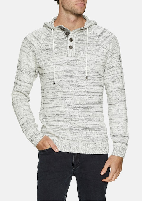 Ice Jamie Hooded Knit