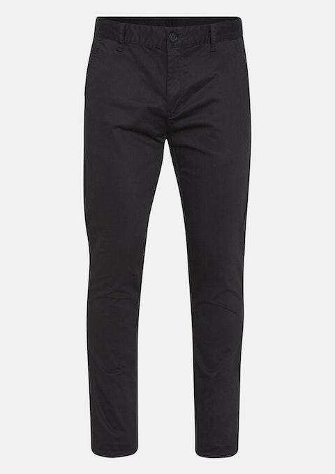 Black Jeremy Slim Stretch Pant
