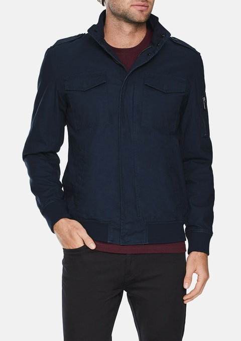 Navy Corporal Military Bomber