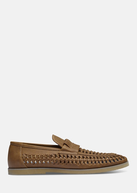 Tan Harry Slip On Shoe