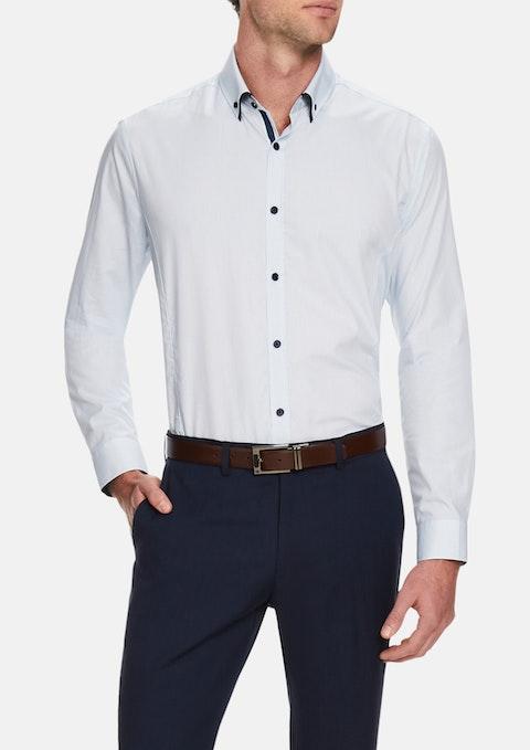 Aqua Massi Print Shirt