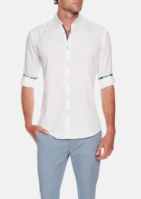 White Springs Slim Textured Shirt