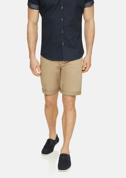 Sand Benji Stretch Short