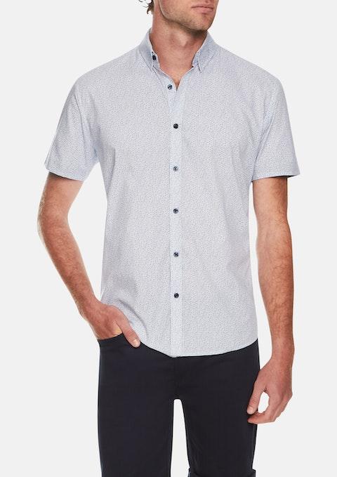 Sky Dalmeny Print Shirt