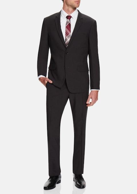 Charcoal Johnson Stretch 2 Button Suit