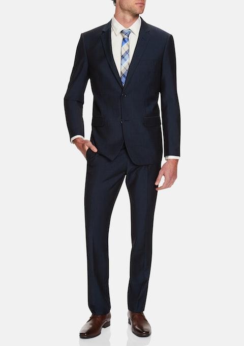 Midnight Washington 2 Button Suit