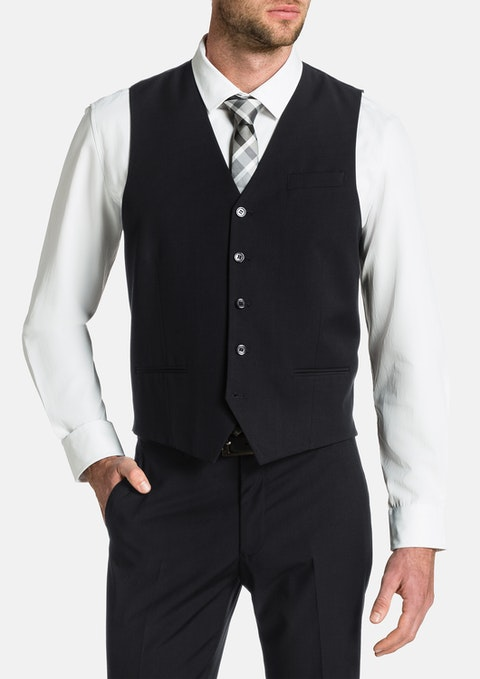 Black Ultimate Waistcoat
