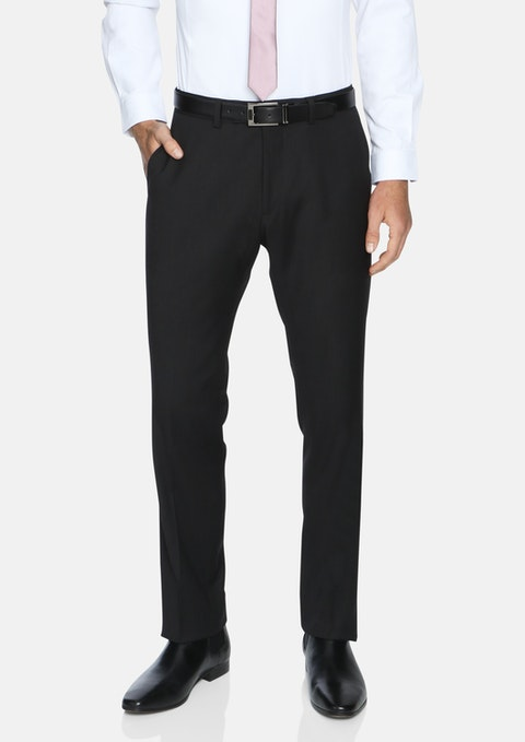 Black Waterford Stretch Pant