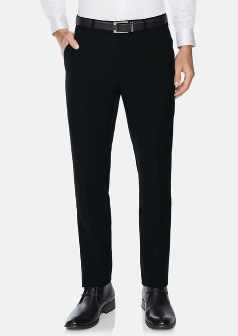 Black Ultimate Slim Pant