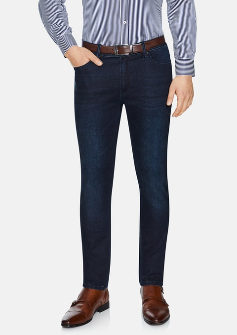 Indigo Ultimate Slim Jean