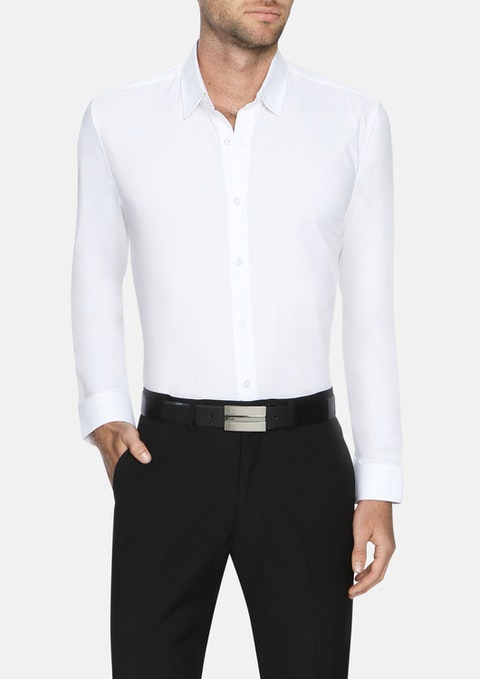White Ritchie Dress Shirt