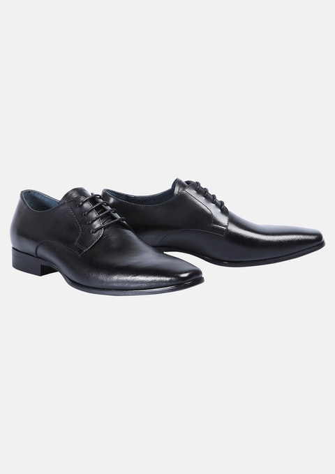 Black Terrence Dress Shoe