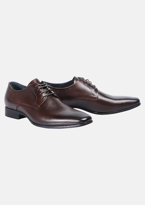 Brown Terrence Dress Shoe