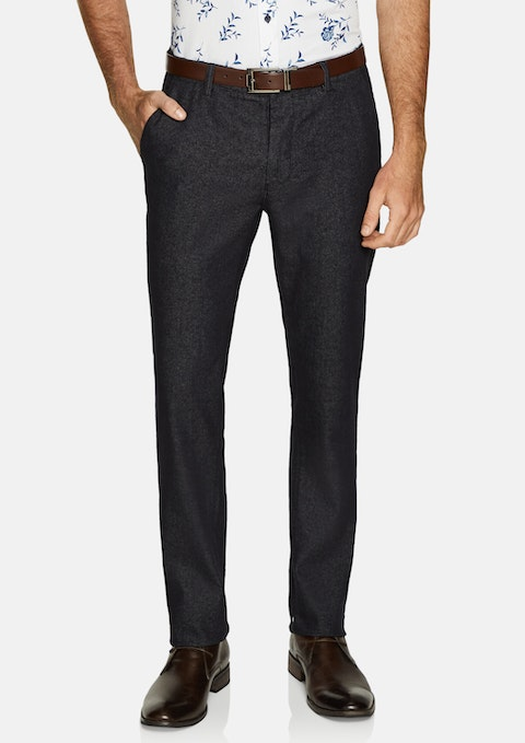 Indigo Wilson Stretch Side Pkt Pant