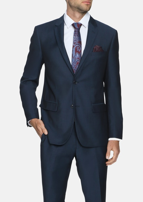Midnight Kotter 2 Button Suit