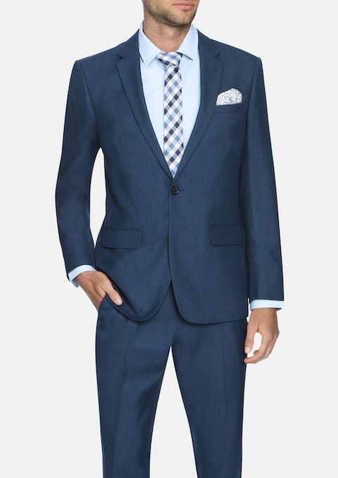 Midnight Prince 1 Button Suit