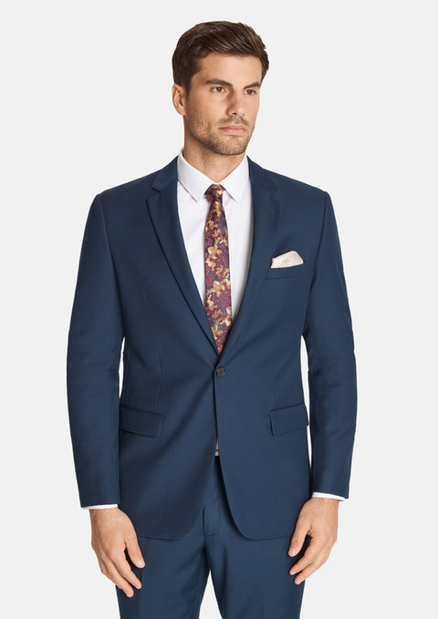 Navy Dylan 1 Button Suit