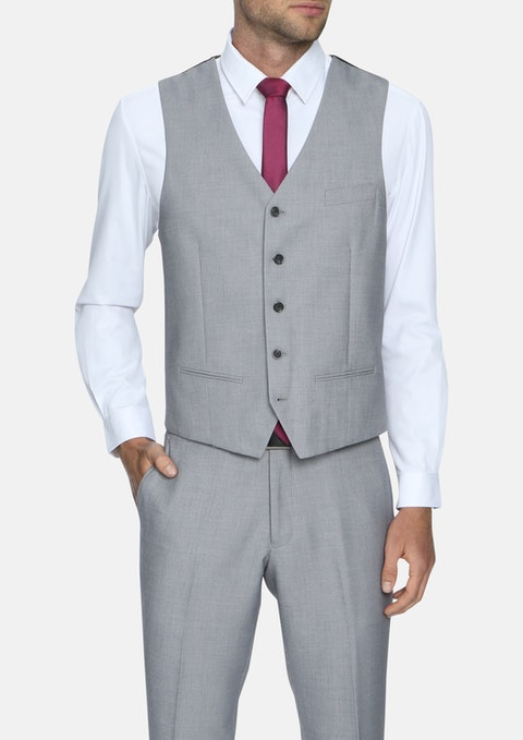 Silver Sandler Waistcoat