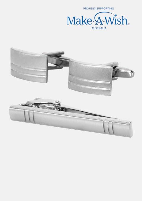 Silver Make-a-wish Accessories Set