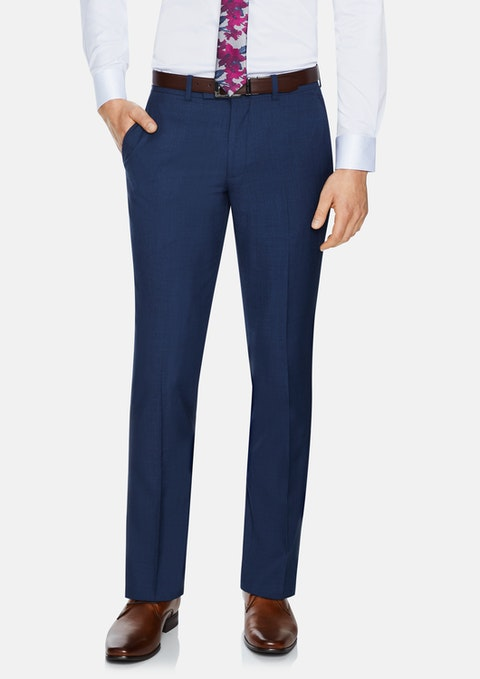 Blue Harrow Pant