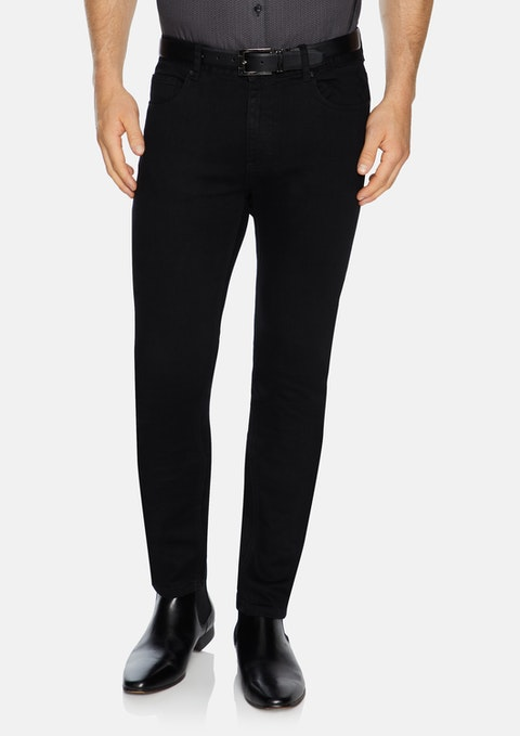 Black Ultimate Skinny Jean