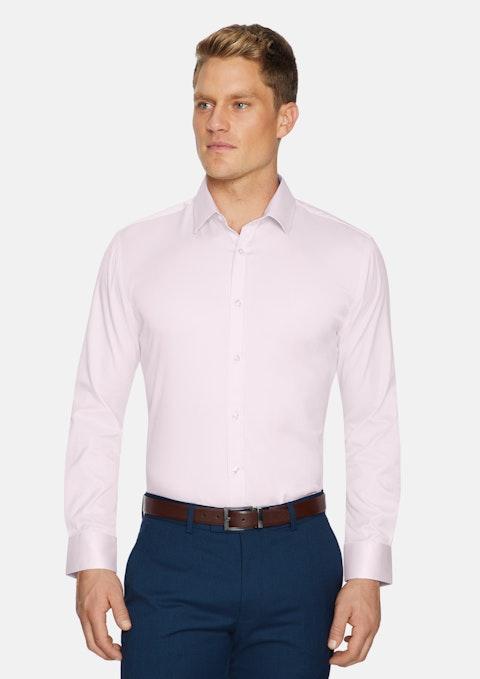Light Pink Toby Slim Stretch Dress Shirt