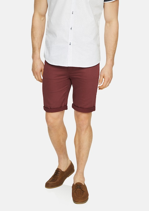Berry Ulto Slim Short
