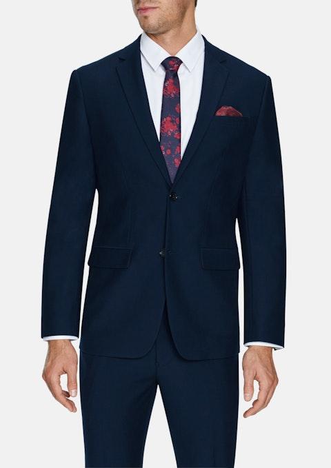 Navy Liam Slim Stretch 2 Button Suit