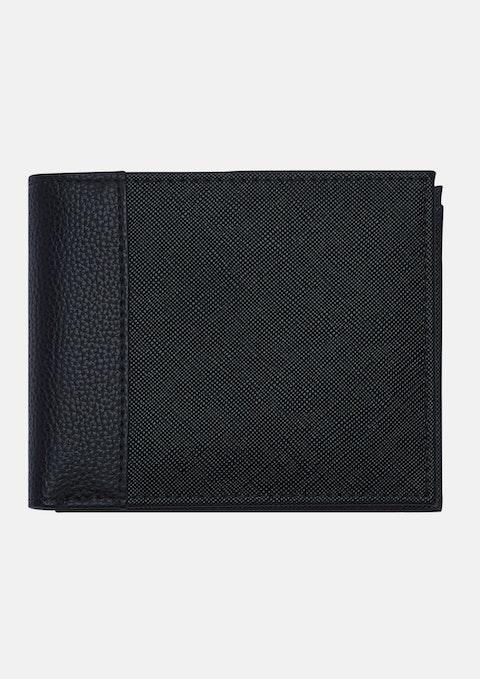 Black Rfid Wallet