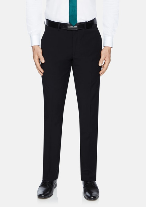 Black Supreme Stretch Pant