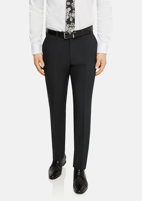Charcoal Ronnie Stretch Pant