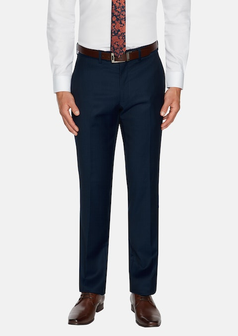 Navy Monty Stretch Pant