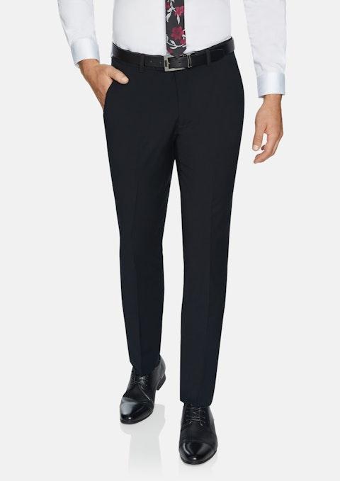 Black Supreme Skinny Stretch Pant