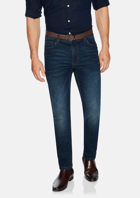 Vintage Blue Maximus Slim Jean