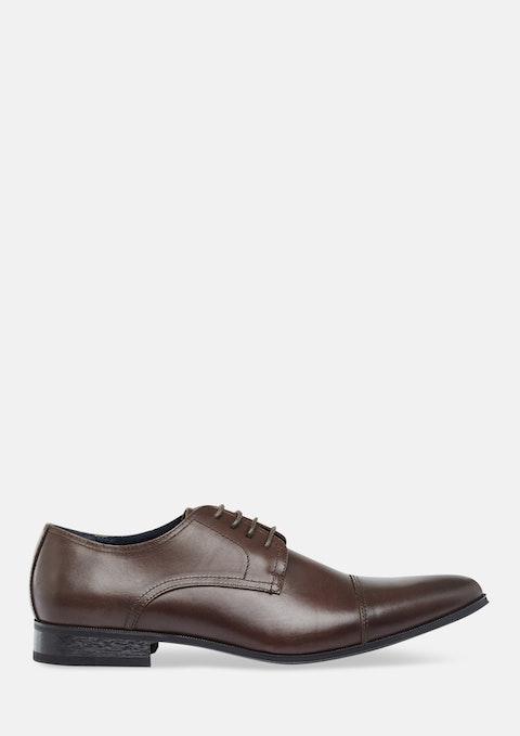 Chocolate West Side Dress Shoe