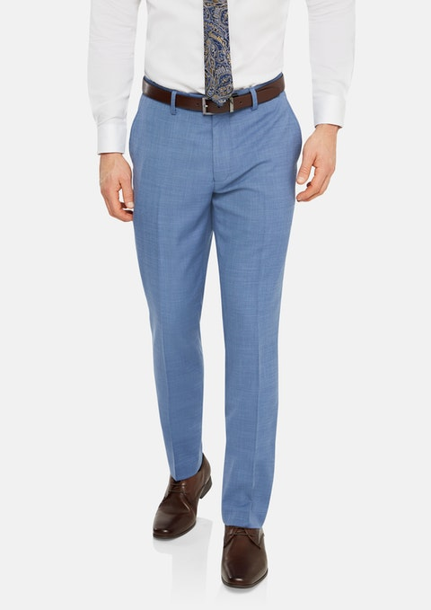 Blue Sanford Slim Stretch Pant