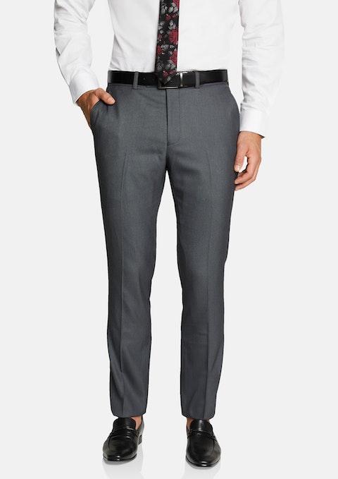 Grey Charlton Slim Stretch Pant