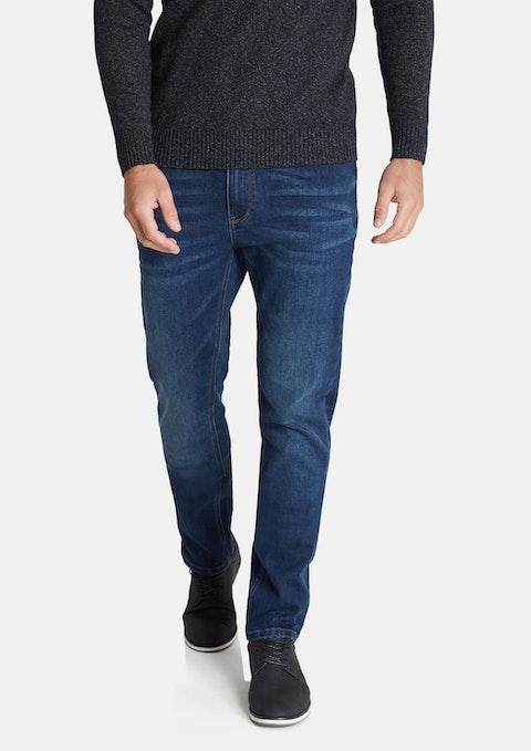 Vintage Blue Arizona Regular Stretch Jean