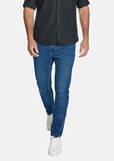 Vintage Blue Oregon Slim Stretch Jean