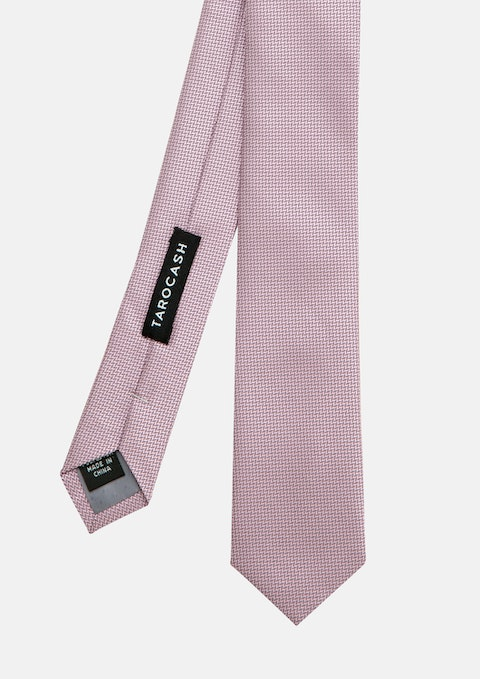 Lilac Essential Tie
